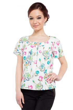 Bluza B 125 flori