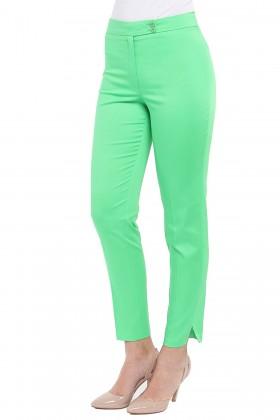 Pantalon casual P 103 verde2