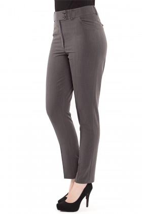 Pantalon casual P 099 gri