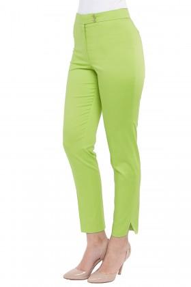 Pantalon casual P 103 verde4