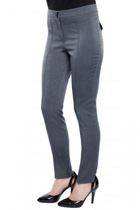 Pantalon casual P 109 bleumarin