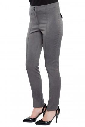 Pantalon casual P 109 gri