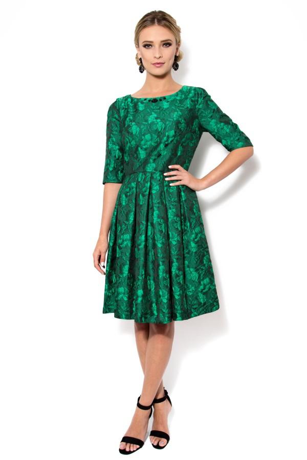 Rochie R 856 verde