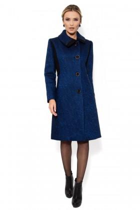Palton 7215 albastru