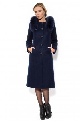 Palton 7220 bleumarin