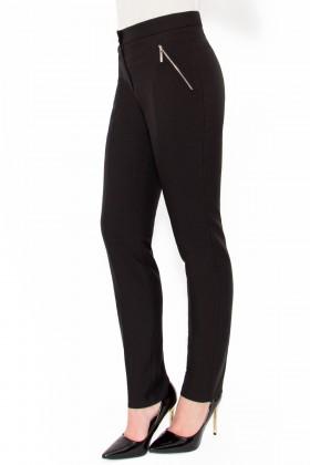Pantalon casual P 106 negru