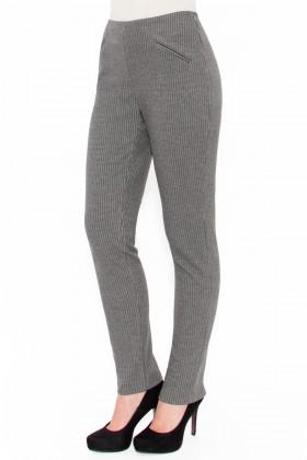 Pantalon casual P 114 gri