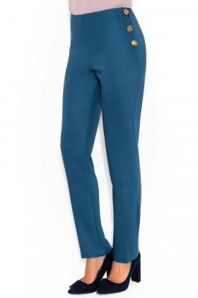 Pantalon casual P 116 bleumarin