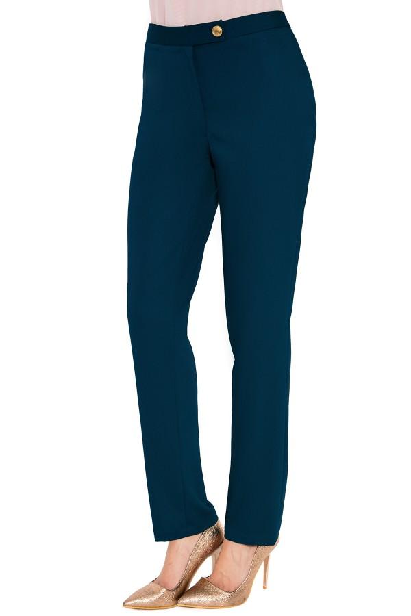 Pantalon casual P 118 bleumarin