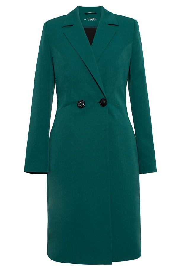 Pardesiu cu rochie 7713 verde