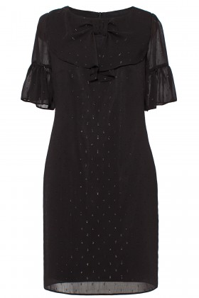 Rochie eleganta R 147 negru