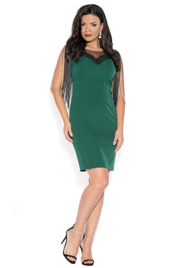 Rochie R 179 verde