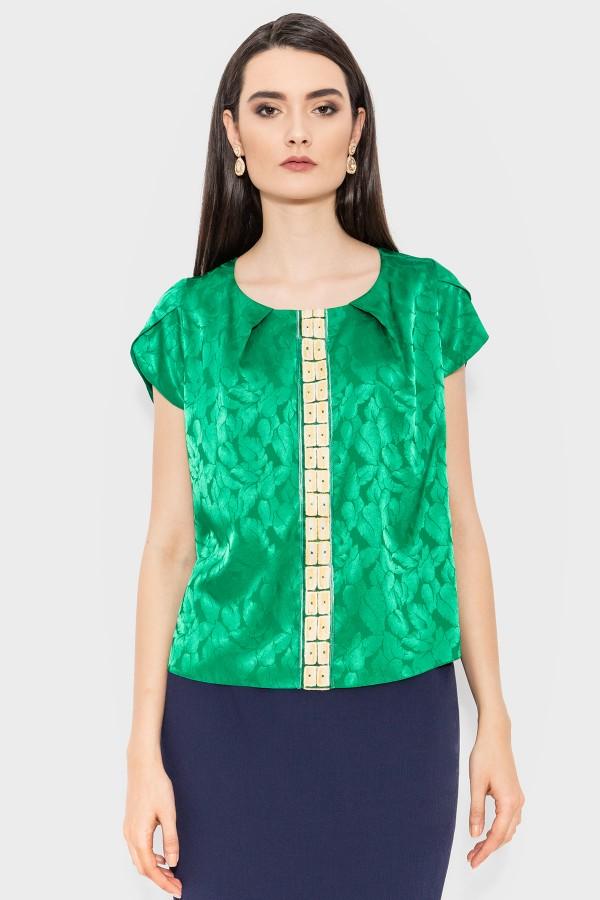 Bluza B 129 verde
