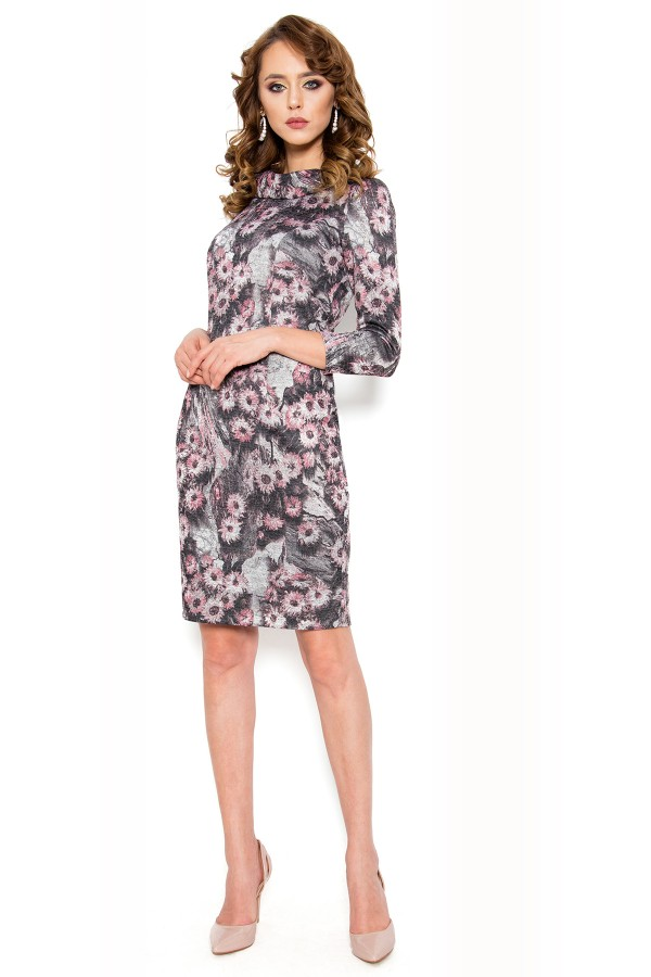 Rochie casual R 223 roz