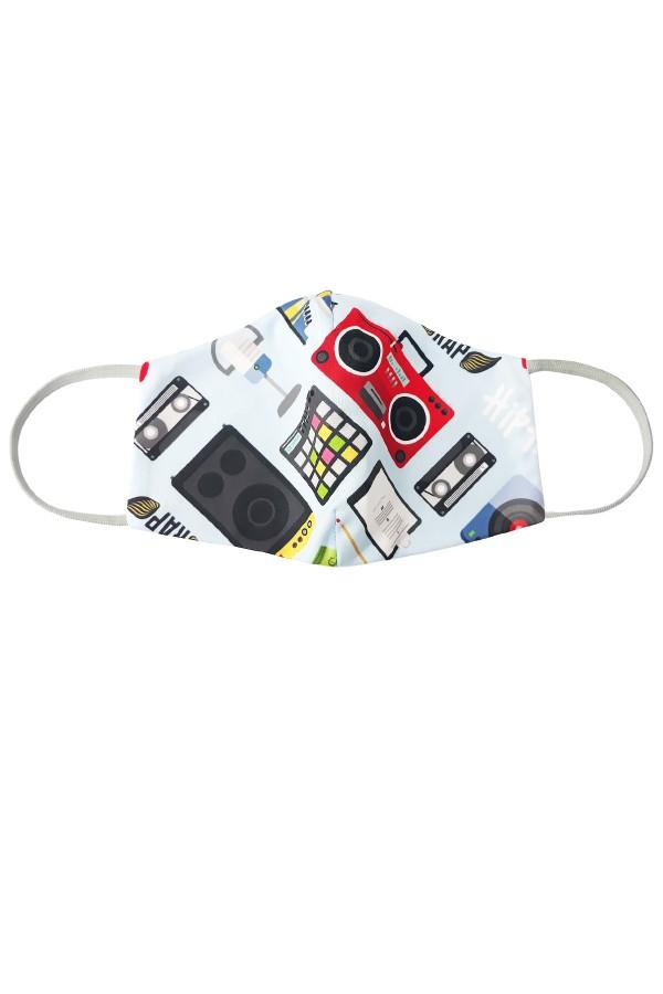 Masca anatomica model radio
