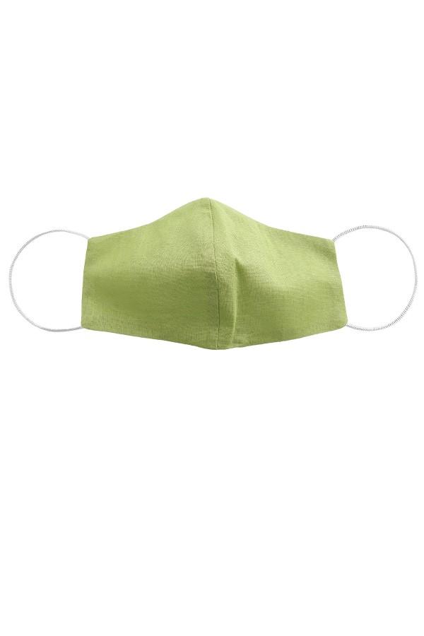 Masca anatomica model uni verde