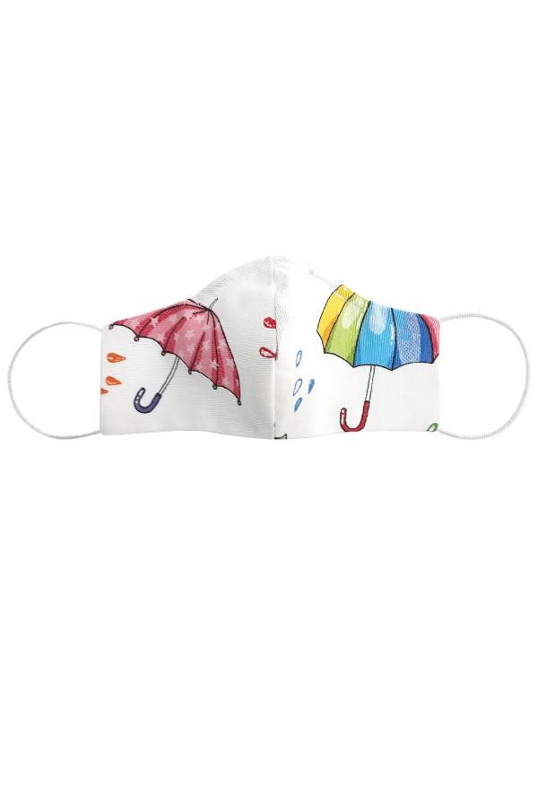 Masca anatomica pentru copii model umbrelute