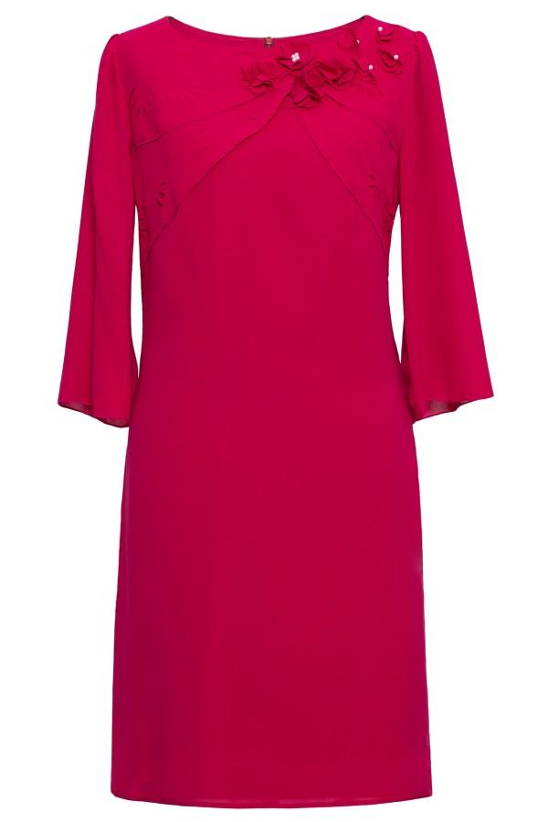 Rochie eleganta R 302 rosie