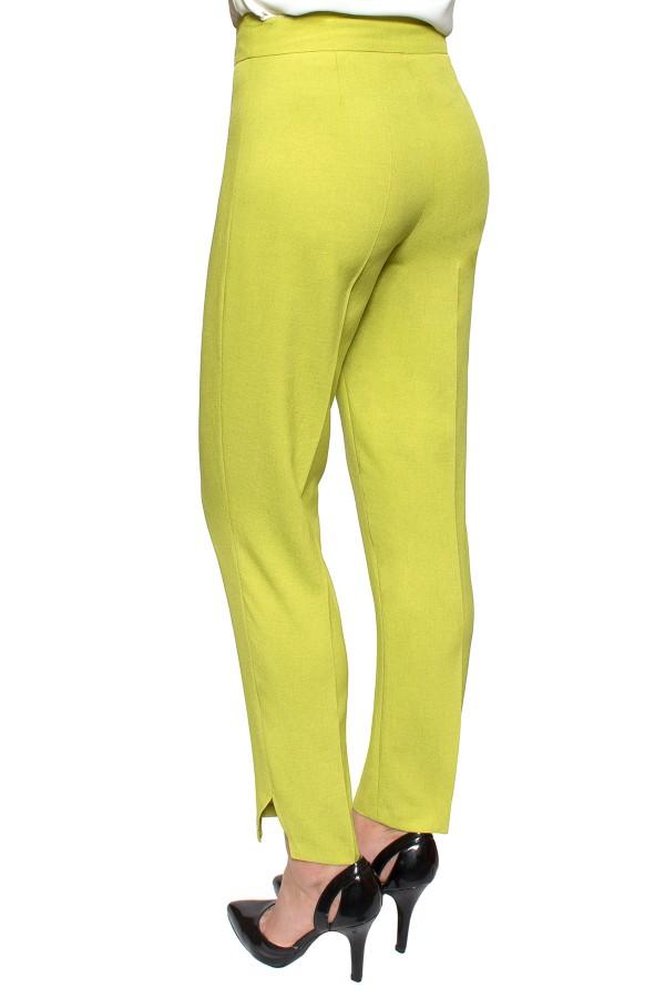 Pantalon casual P 128 verde