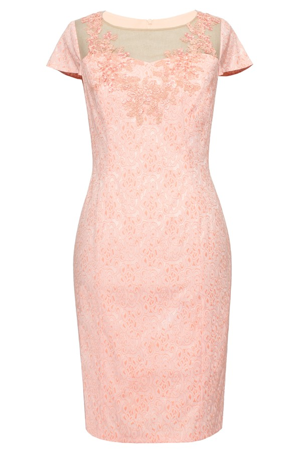 Costum cu rochie 9277 frez