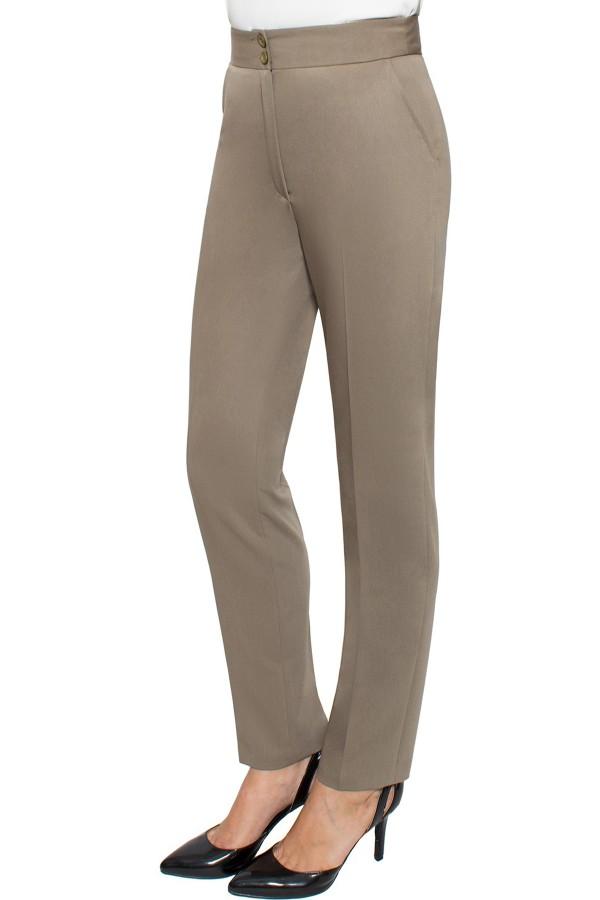 Pantalon casual P 130 kaki
