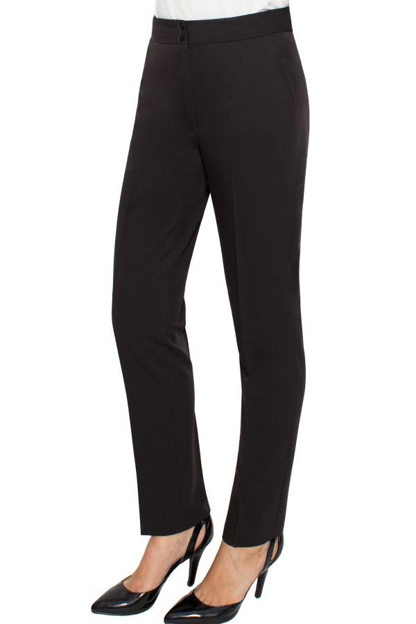 Pantalon casual P 130 negru