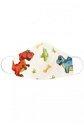 Masca anatomica pentru copii model dinozauri