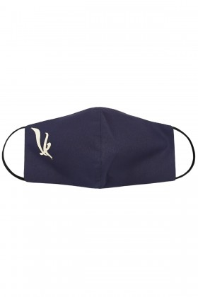 Masca anatomica bleumarin logo Viada