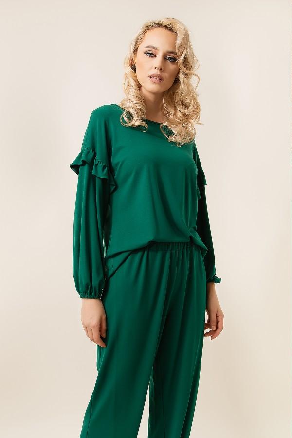 Pijama dama 2317 verde