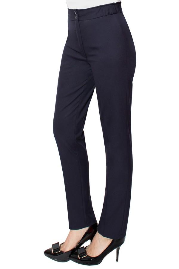 Pantalon casual P 145 bleumarin