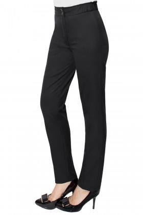 Pantalon casual P 145 negru