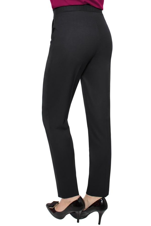 Pantalon casual P 133 negru