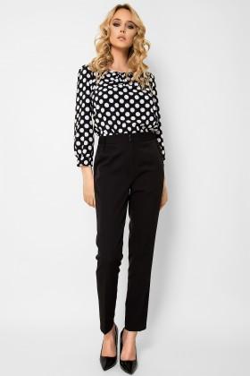 Pantalon casual P 150 negru